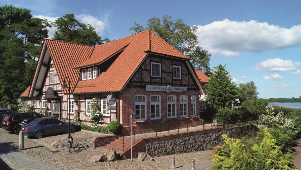 Fischhaus Hotel am Schaalsee