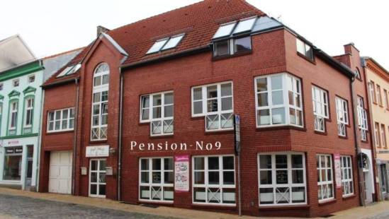 Unsere Pension No9 in Parchim